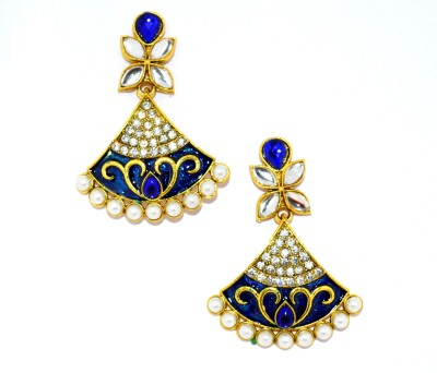 Opal Touch Bluetooth Copper Chandelier Earring