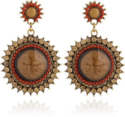 Insia Insia Zurie Copper Alloy Drop Earring
