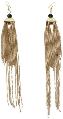 Ambitione Studded Hanging Alloy Dangle Earring