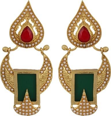 Trend Overseas 004 Copper Drop Earring