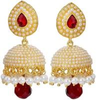 Maayra Lovely Pearl Copper Jhumki Earring best price on Flipkart @ Rs. 724