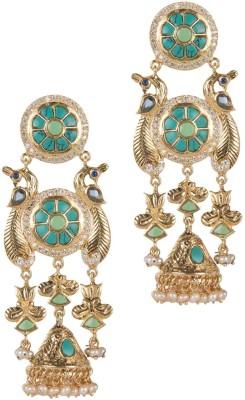 Mehtaphor Pakhi Silver Drop Earring