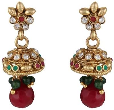 Panini M_16_4 Copper Jhumki Earring