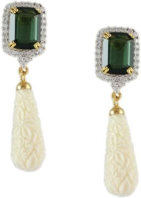 925 Silver Alloy Drop Earring