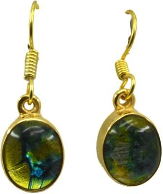 Riyo Funky handmade Copper Dangle Earring