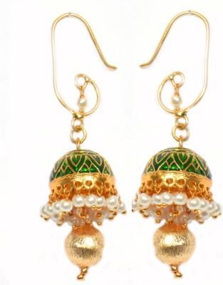 Ratnakar Woriod Copper Jhumki Earring