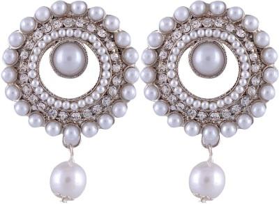 Manukunj Sparkle Beauty Alloy Drop Earring