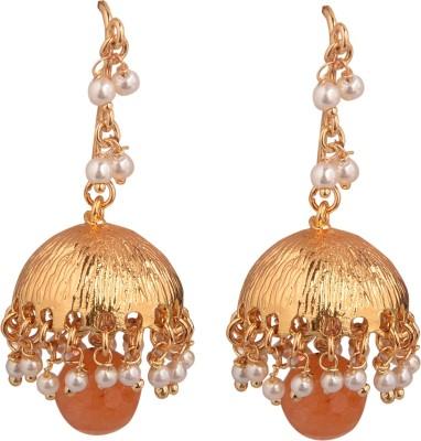 The Kewl Korner Fashion Earrings Brass Jhumki Earring