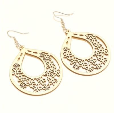 Sanaa Creations Alloy Dangle Earring