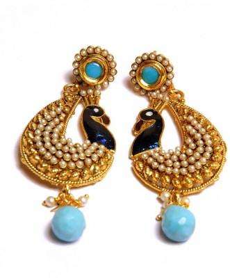 PFJ PFJ3016 Brass, Copper Drop Earring