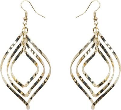 Mitthi Jewels Party Wear Metal Dangle Earring