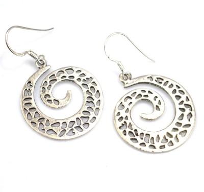 Anavaysilver Ear031 Sterling Silver Dangle Earring