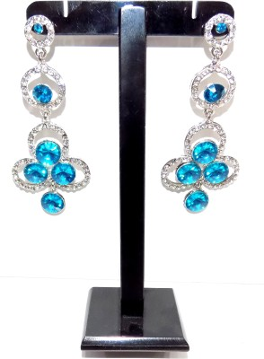 Jewels Kafe Bollywood Inspired Alloy Drop Earring