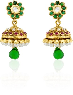 Sia Art Jewellery Alloy Jhumki Earring
