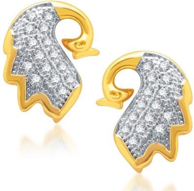 Sukkhi Splendid Micro Pave Cubic Zirconia Alloy Stud Earring
