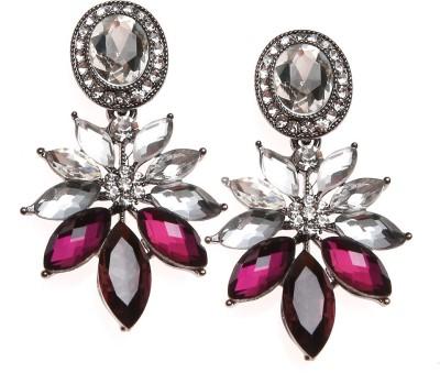 AQ Haylen Crystal Crystal Drop Earring
