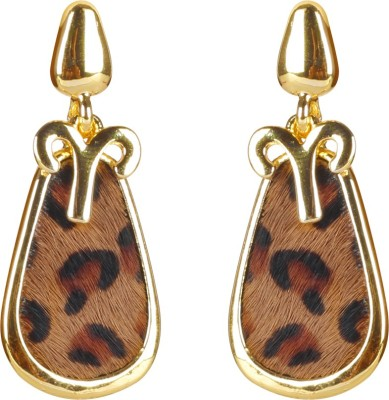 Jaipur Couture Chick Style Metal Drop Earring