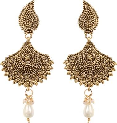Saadgi Alloy Drop Earring