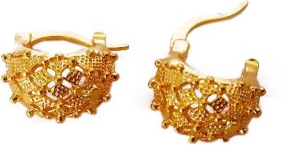 Gorgious Designer Bali Brass Clip-on Earring
