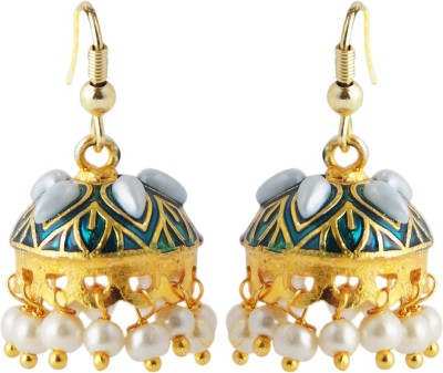 Jewels and Deals FE-118 Alloy Jhumki Earring