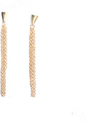 Chooz Designer Studio Fashion Gold plated Alloy Tassel Earring
