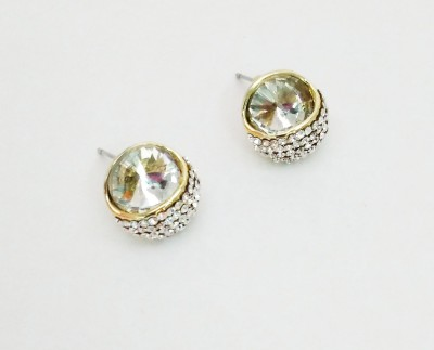 NEHASTORE Gold Plated Stud Earring Pearl Alloy Drop Earring