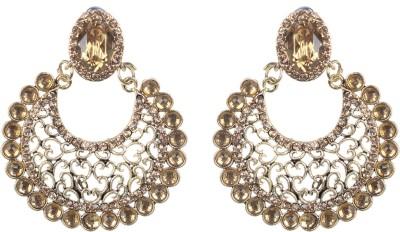 Saadgi Alloy Chandbali Earring