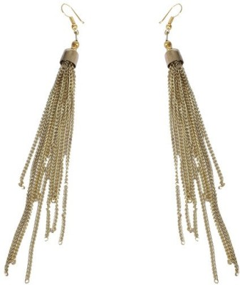 Ambitione Royal Traditional Hanging Alloy Dangle Earring