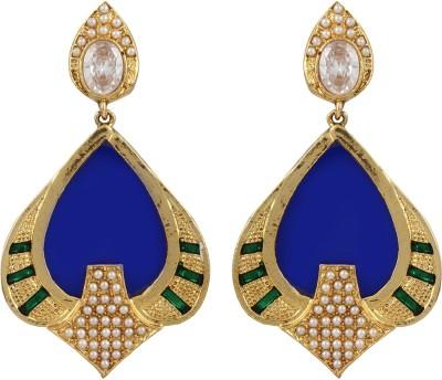 Trend Overseas 002 Copper Drop Earring