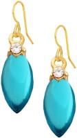 Being Women Elegant Blue Fashion Alloy Dangle Earring