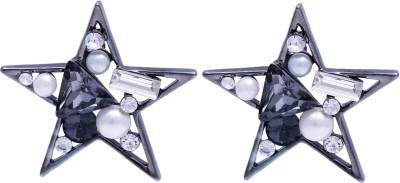 Super Drool Shiny Rockstar Alloy Stud Earring