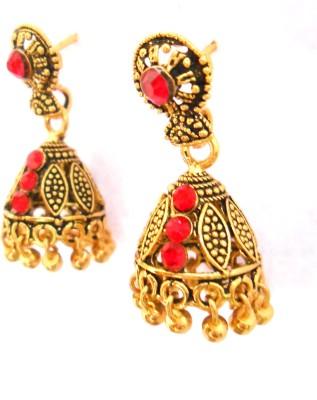 Taj Jewels Jodha Special Copper Jhumki Earring