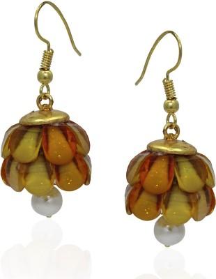 Ranvijay Elegance Beads Alloy Dangle Earring