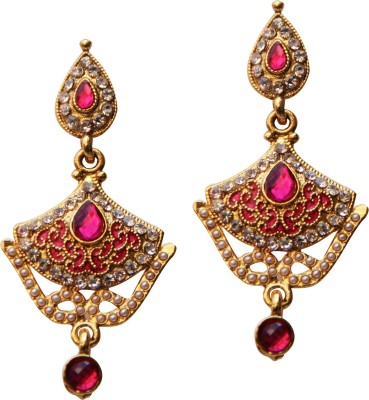 Maharani Jewellery Fashion Glory Alloy Dangle Earring, Drop Earring