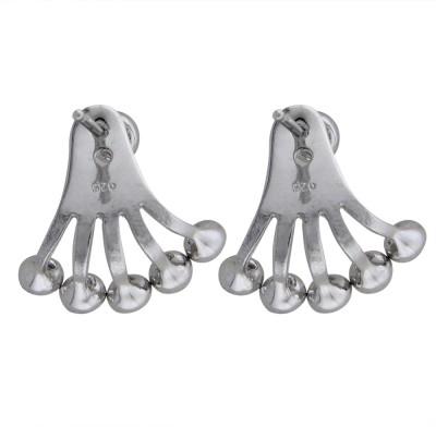 Treta Beautiful Sterling Silver Stud Earring