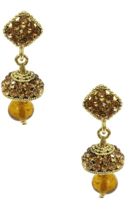 Taruni Shimerring Earrings. Alloy Jhumki Earring