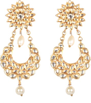 Rever Design Studio Spring Summer Alloy Drop Earring