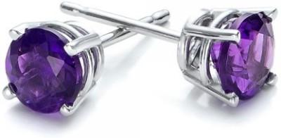 Joyra Lovely Swarovski Zirconia Sterling Silver Stud Earring