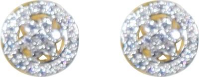 Valentina Princess Delight Cubic Zirconia Alloy Stud Earring