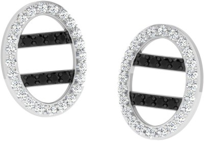 Sparkles SWT11425D Yellow Gold 18kt Diamond Stud Earring