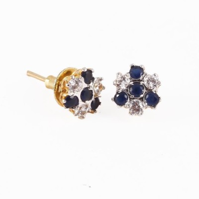 Vanshika Jewels Elegant Floral Shaped Alloy Stud Earring