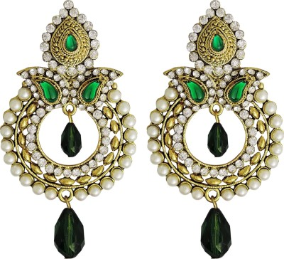 Aura Collection Statement03 Alloy Drop Earring
