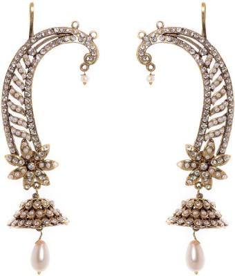 Buyclues SSJ6088 Brass Earring Set