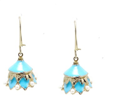 Fashion Pitaraa Trendy Lady Copper Jhumki Earring