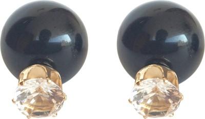 KooKoo Fashion Double Spark Alloy Stud Earring