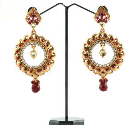 Mayine Fashion Zircon Alloy Drop Earring