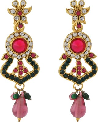 Jewels and Deals FE-167 Brass Drop Earring