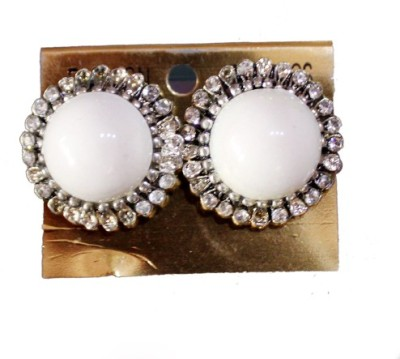 Aza Collections Elegant Alloy Stud Earring