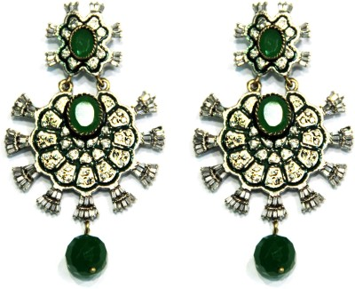 Amarsons Pearls Ram Leela Bali Alloy Drop Earring