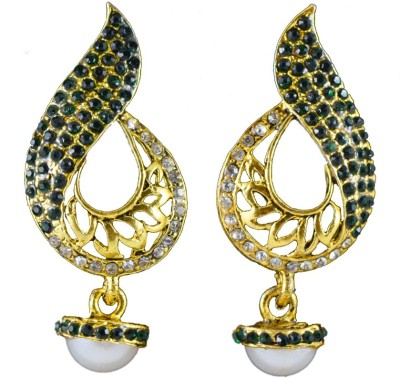 Harini Designer Antique Alloy Drop Earring